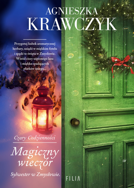 okładka Magiczny wieczórebook | epub, mobi | Agnieszka Krawczyk