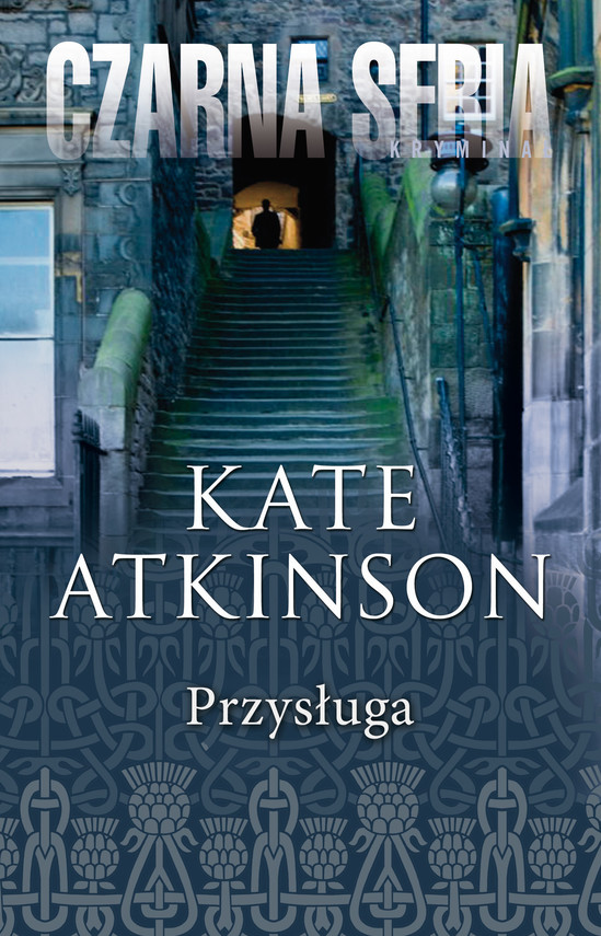 okładka Przysługa, Ebook | Kate Atkinson
