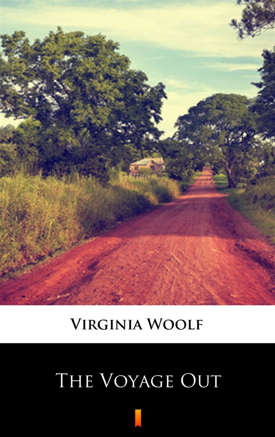 okładka The Voyage Outebook | epub, mobi | Virginia Woolf