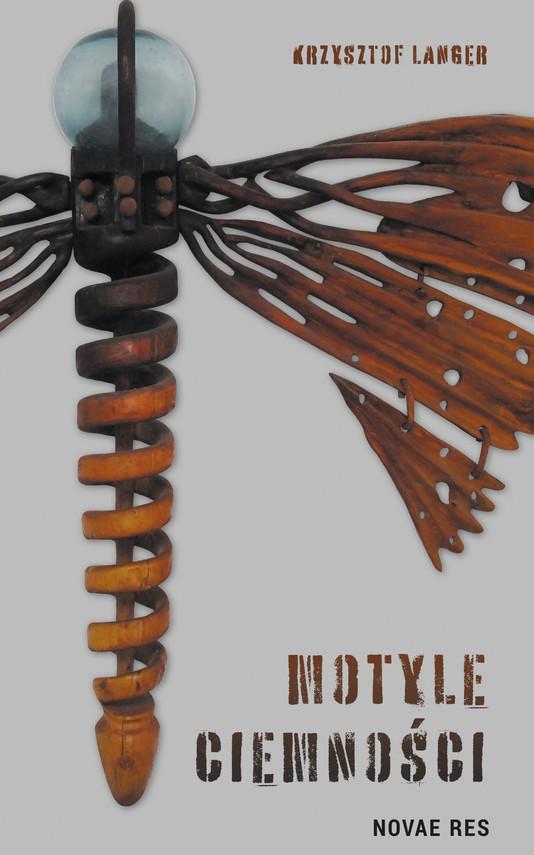 okładka Motyle ciemnościebook | epub, mobi | Krzysztof Langer
