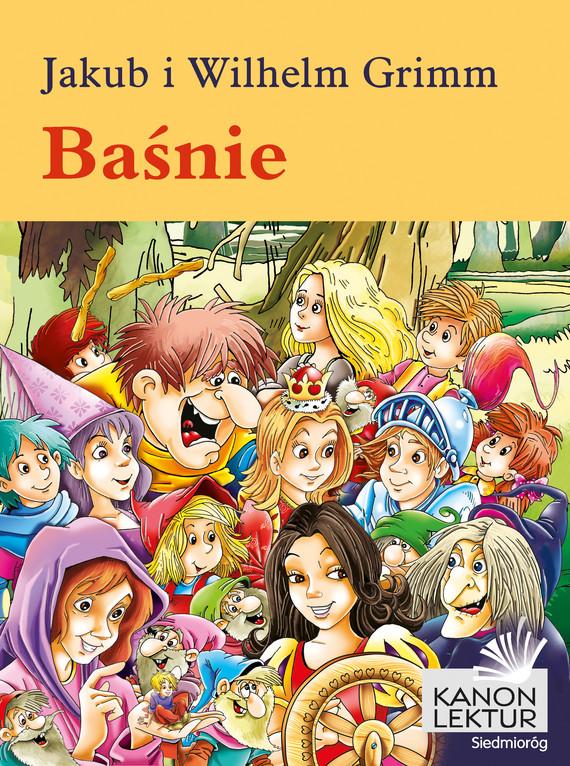 okładka Baśnieebook | epub, mobi | Bracia Grimm