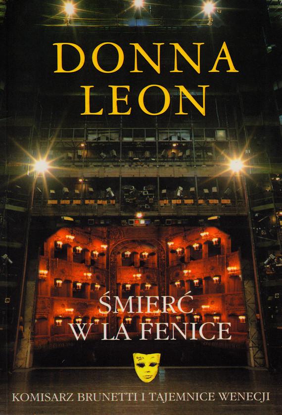 okładka Śmierć w La Fenice, Ebook | Donna Leon