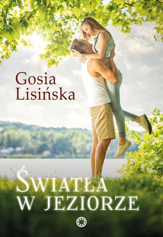 okładka Światła w jeziorze, Ebook | Małgorzata Lisińska