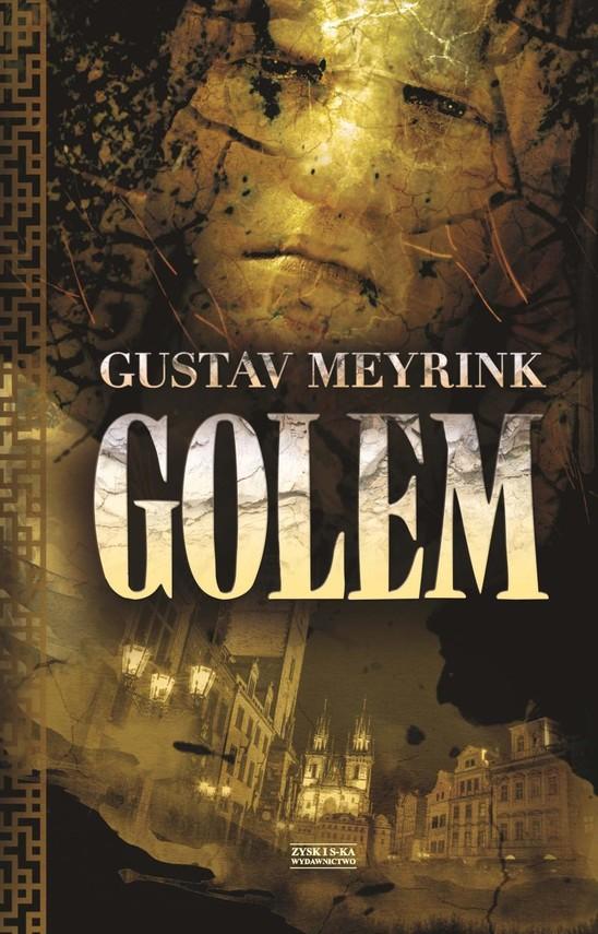 okładka Golemebook | epub, mobi | Gustav  Meyrink