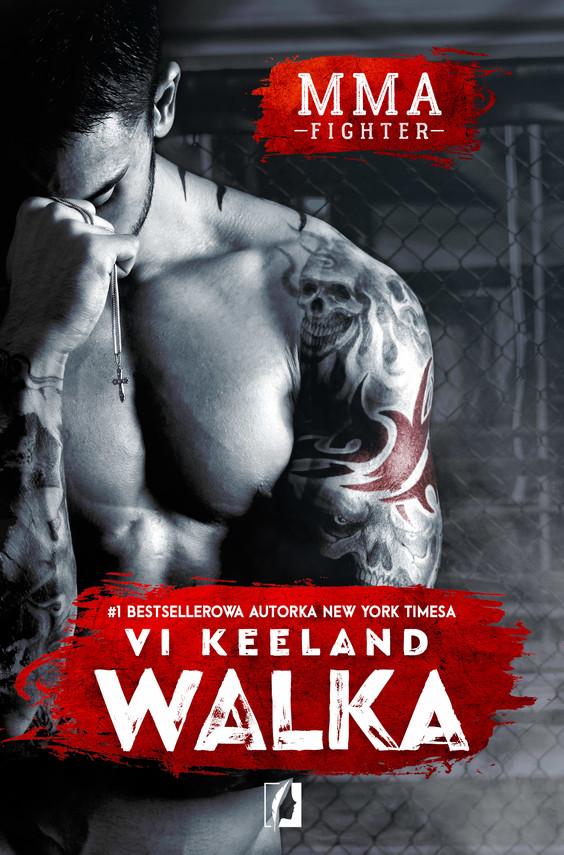 okładka MMA fighter, Ebook | Vi Keeland