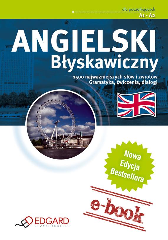 okładka Angielski Błyskawicznyebook | epub, mobi | autor zbiorowy