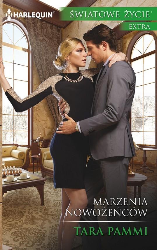 okładka Marzenia nowożeńców, Ebook   Tara Pammi