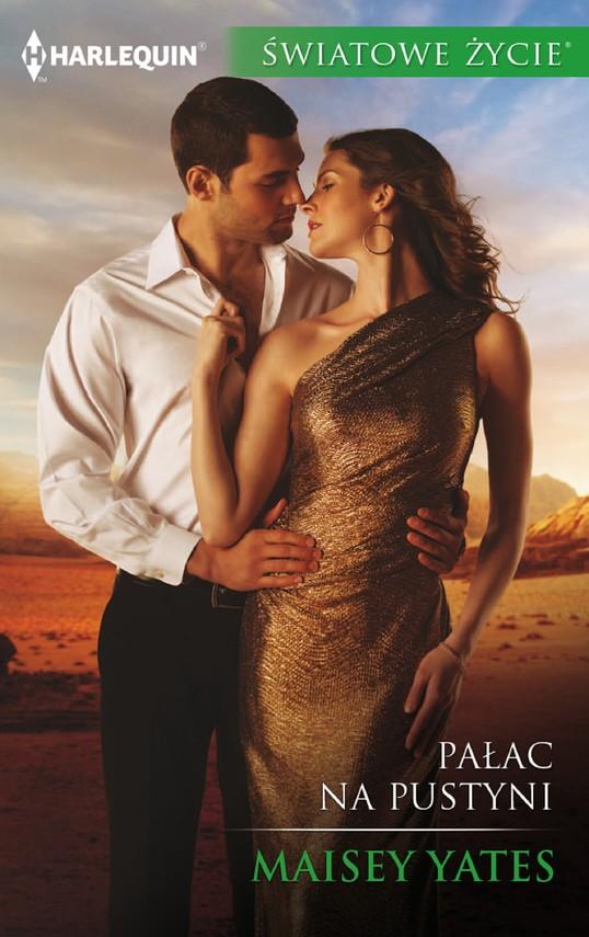 okładka Pałac na pustyniebook   epub, mobi   Maisey Yates