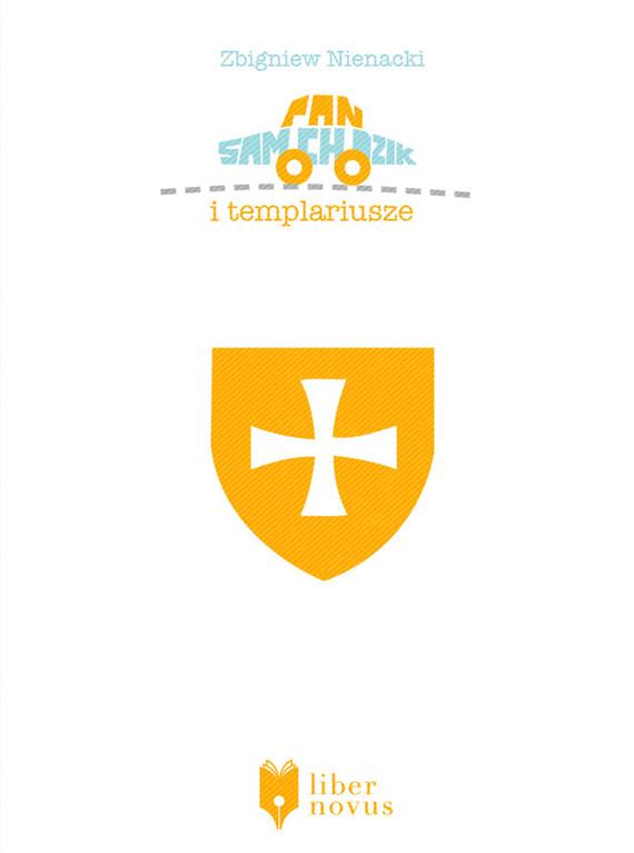 okładka Pan Samochodzik (Tom 2). Pan Samochodzik i templariusze, Ebook   Zbigniew Nienacki