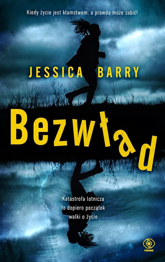 okładka Bezwładebook | epub, mobi | Jessica Barry