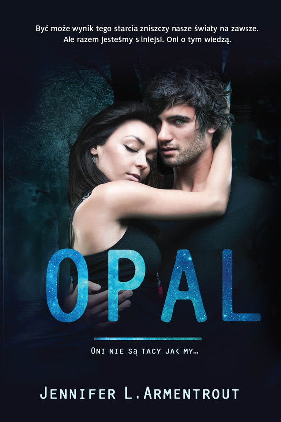 okładka Opalebook | epub, mobi | Jennifer L. Armentrout