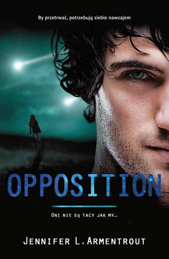 okładka Oppositionebook | epub, mobi | Jennifer L. Armentrout