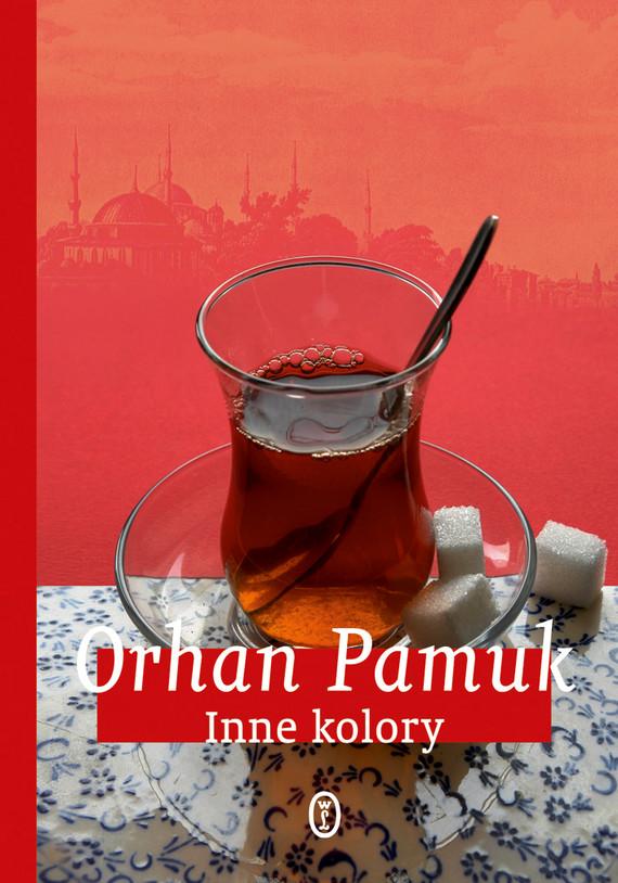 okładka Inne koloryebook | epub, mobi | Orhan Pamuk