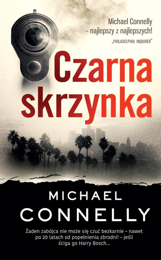 okładka Czarna skrzynka, Ebook   Michael Connelly