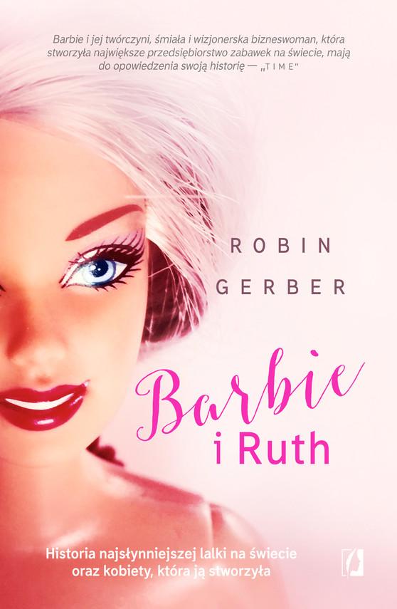 okładka Barbie i Ruth, Ebook | Robin Gerber
