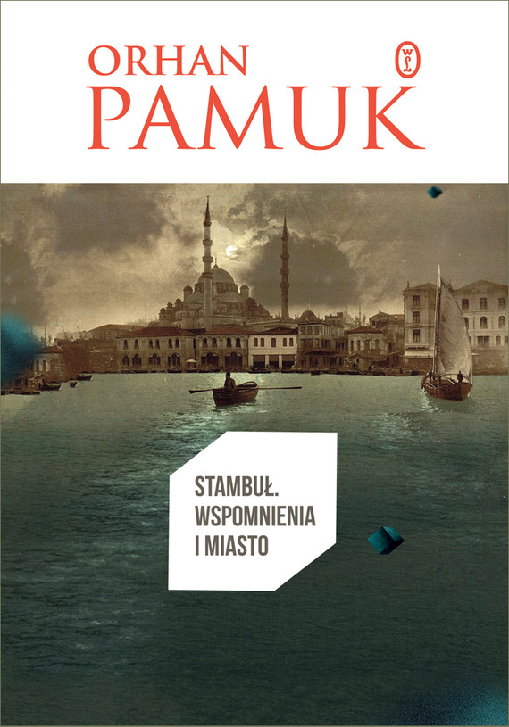 okładka Stambuł. Wspomnienia i miastoebook | epub, mobi | Orhan Pamuk