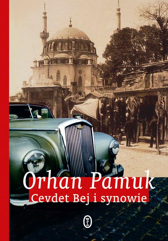 okładka Cevdet Bej i synowie, Ebook | Orhan Pamuk