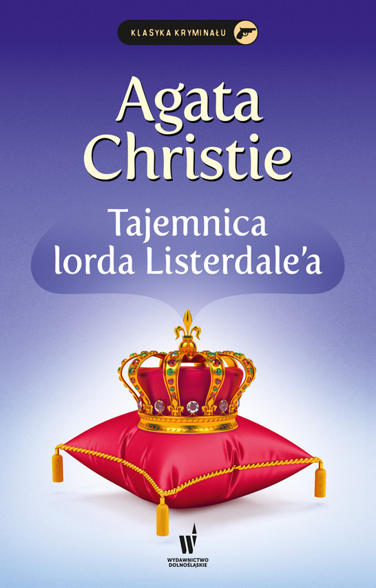 okładka Tajemnica lorda Listerdale'aebook | epub, mobi | Agata Christie