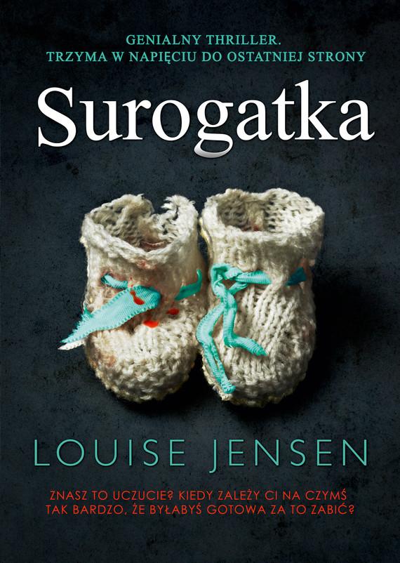 okładka Surogatkaebook | epub, mobi | Louise  Jensen