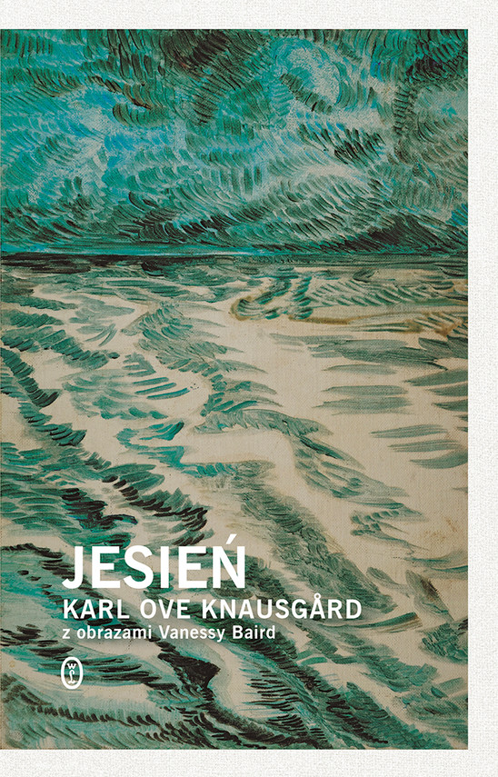 okładka Jesieńebook | epub, mobi | Karl Ove Knausgård