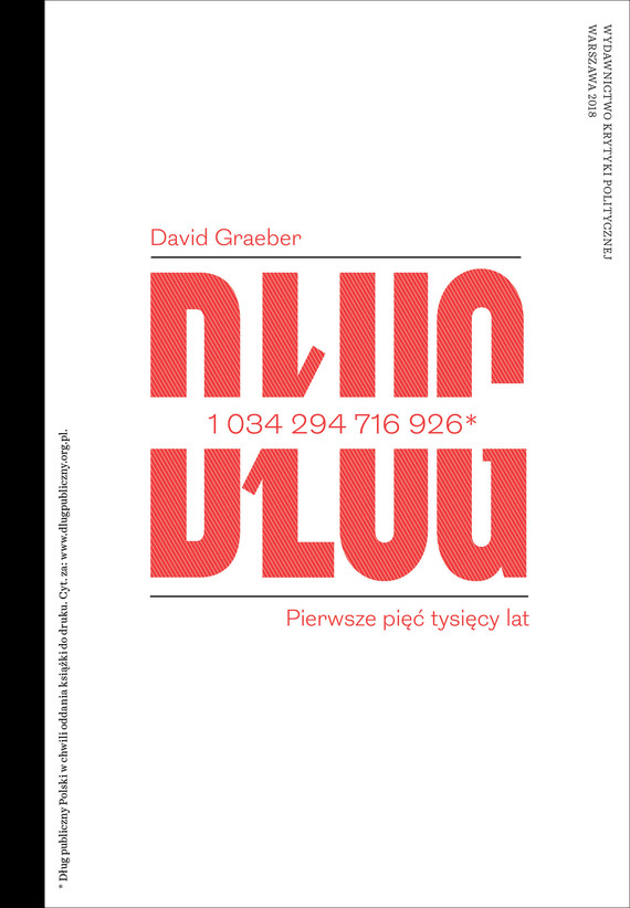 okładka Długebook | epub, mobi | David  Graeber