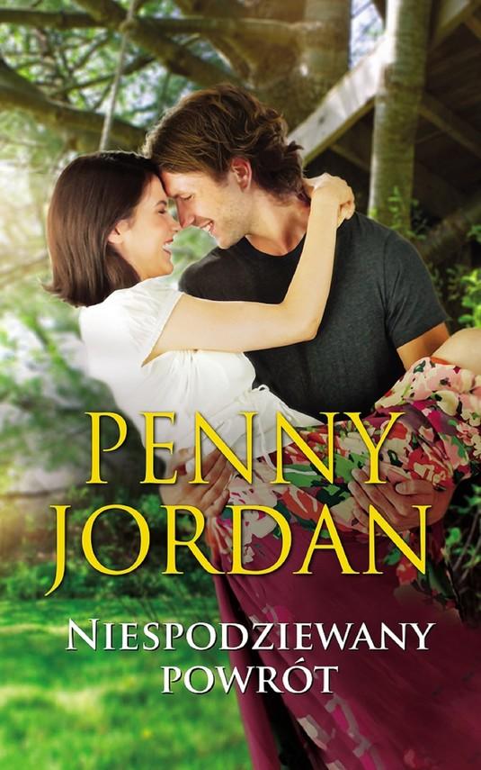 okładka Niespodziewany powrótebook   epub, mobi   Penny Jordan