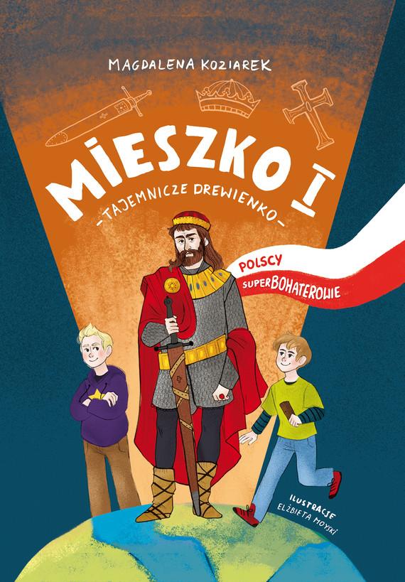 okładka Mieszko Iebook | pdf | Magdalena Koziarek