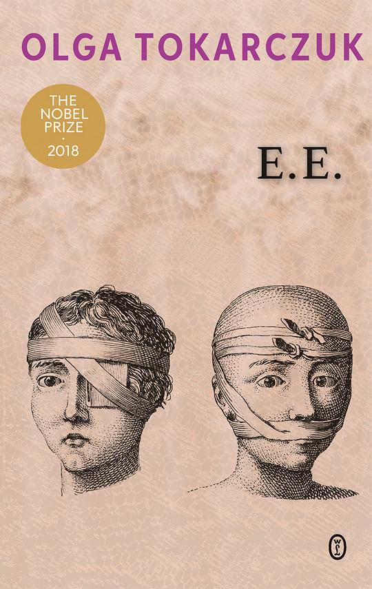 okładka E.E.ebook | epub, mobi | Olga Tokarczuk