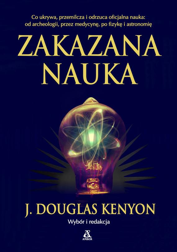 okładka Zakazana nauka, Ebook   Douglas J. Kenyon