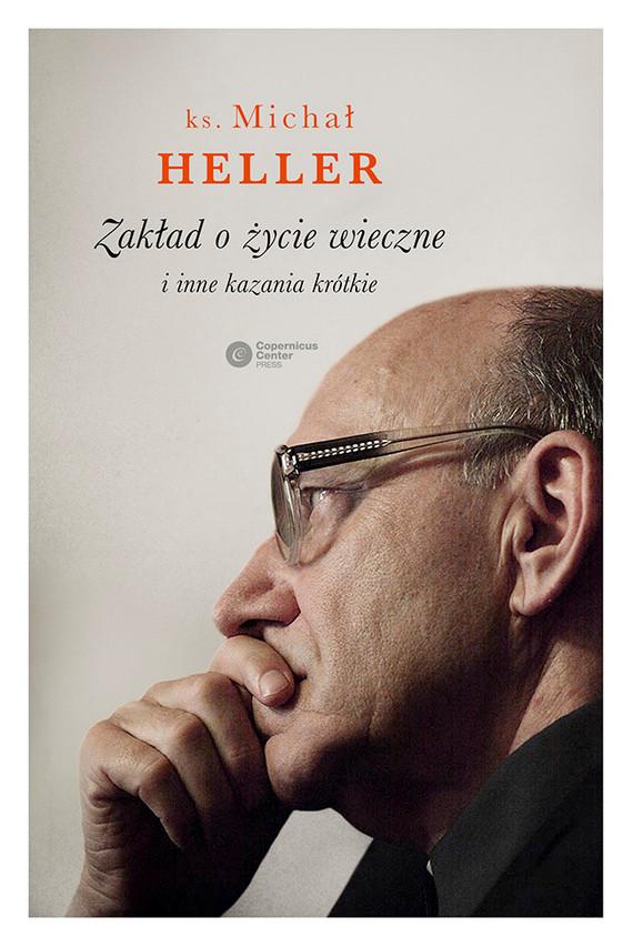okładka Zakład o życie wieczne i inne kazania krótkieebook | epub, mobi | Michał Heller