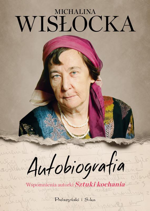 okładka Autobiografiaebook | epub, mobi | Michalina  Wisłocka