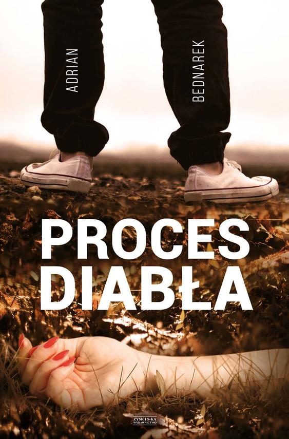 okładka Proces diabłaebook   epub, mobi   Adrian  Bednarek