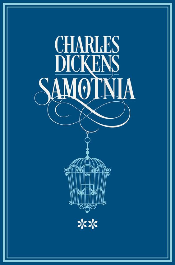okładka Samotnia IIebook | epub, mobi | Charles Dickens