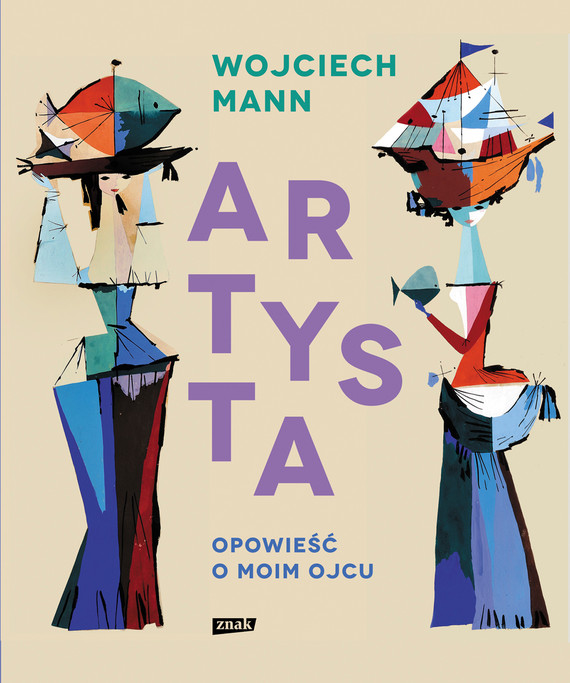 okładka Artysta, Ebook | Wojciech Mann