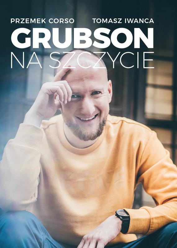 okładka GrubSon. Na szczycie, Ebook | Przemek Corso, Tomasz Iwanca