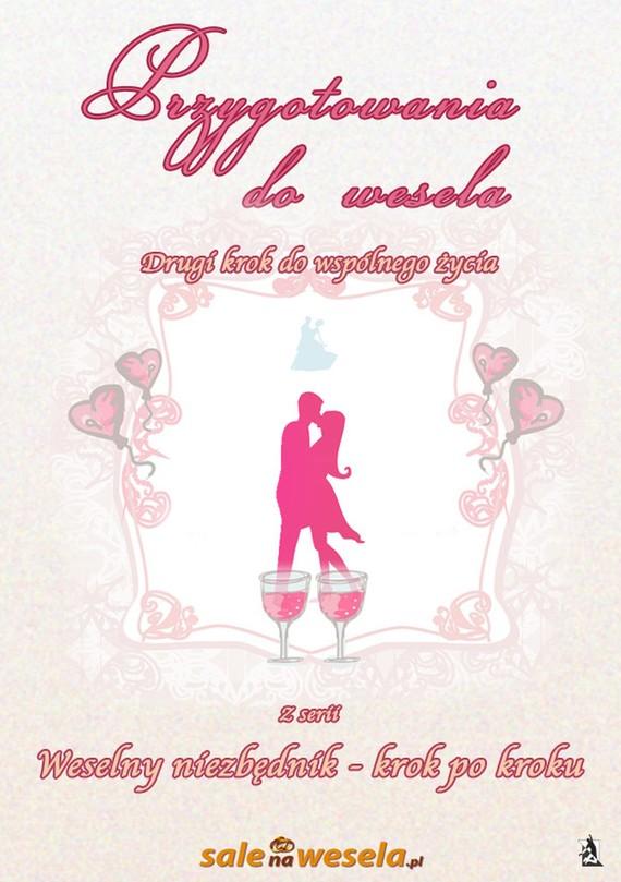 okładka Przygotowania do wesela, Ebook | Małgorzata Michalska