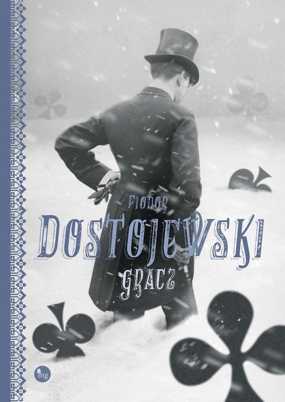 okładka Graczebook | epub, mobi | Fiodor Dostojewski