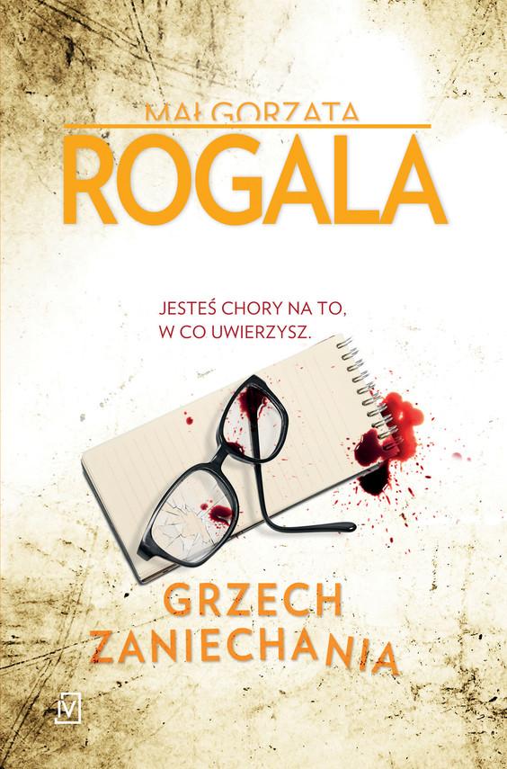 okładka Grzech zaniechania, Ebook | Małgorzata  Rogala