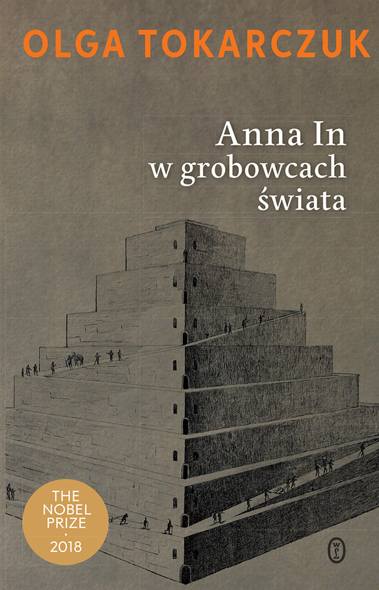 okładka Anna In w grobowcach świataebook   epub, mobi   Olga Tokarczuk