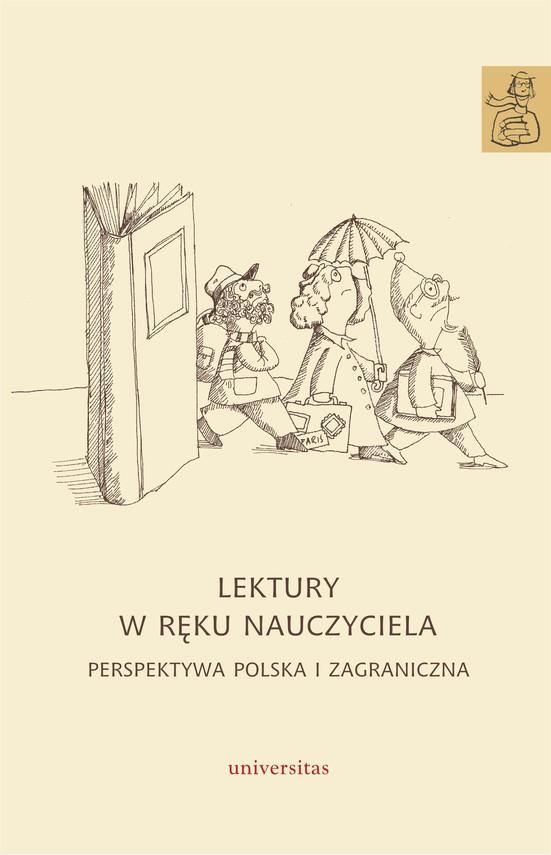 okładka Lektury w ręku nauczyciela. Perspektywa polska i zagranicznaebook | epub, mobi | Anna Janus-Sitarz
