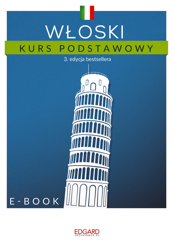 okładka Włoski Kurs podstawowy 3. edycjaebook | epub, mobi | autor zbiorowy