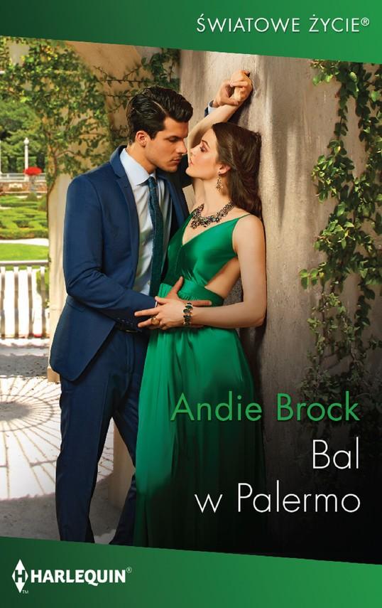 okładka Bal w Palermo, Ebook | Andie Brock
