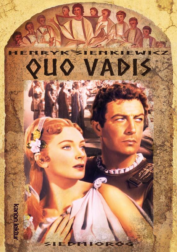 okładka Quo vadisebook | epub, mobi | Henryk Sienkiewicz