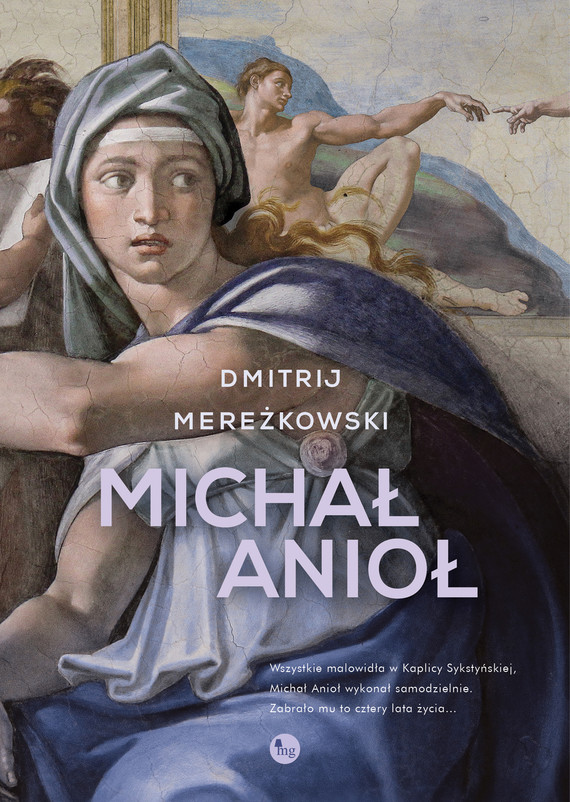 okładka Michał Aniołebook | epub, mobi | Mereżkowski Dmitrij