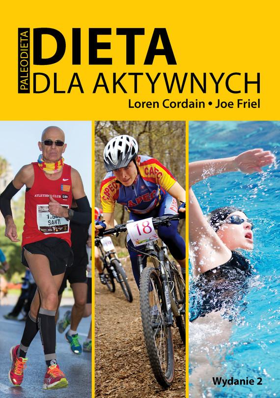 okładka Dieta dla aktywnych, Ebook   Loren Cordain