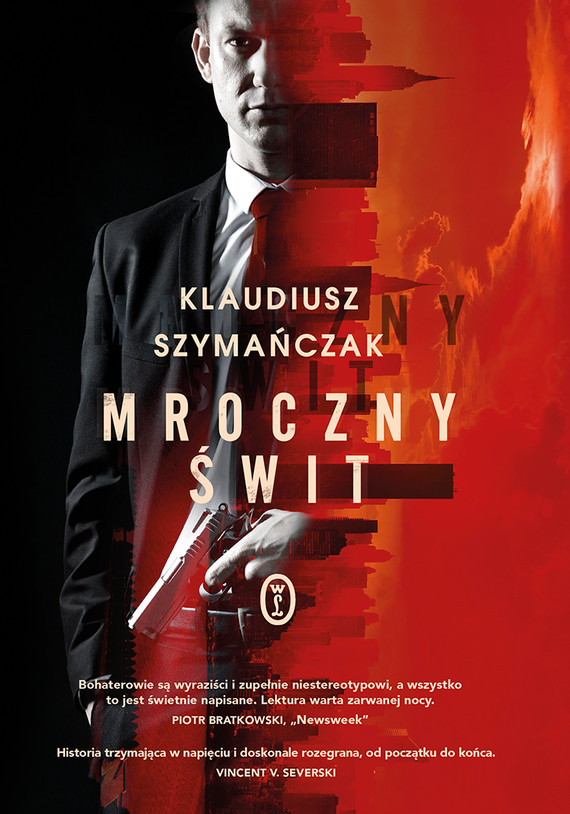 okładka Mroczny świtebook | epub, mobi | Klaudiusz Szymańczak