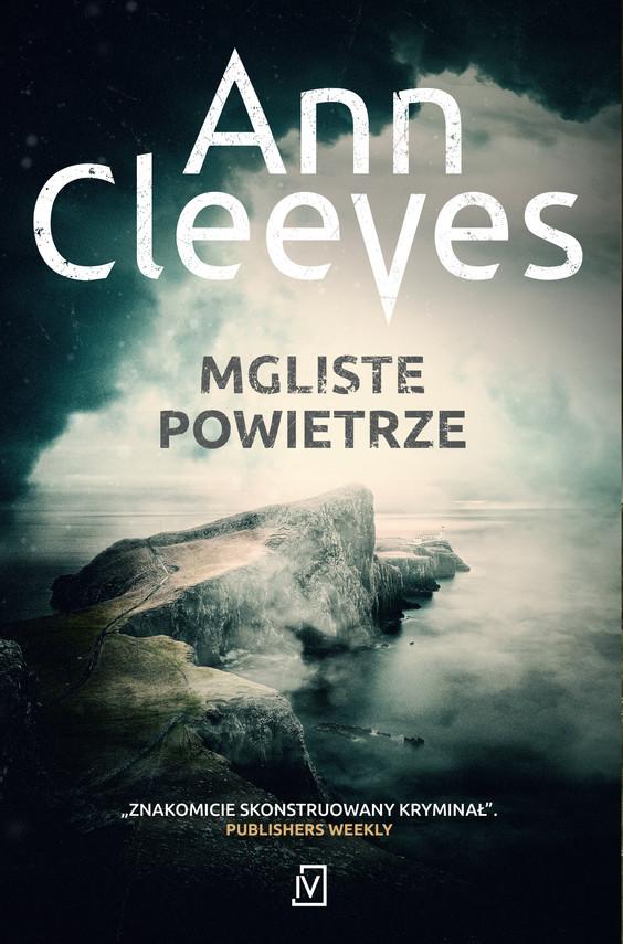 okładka Mgliste powietrze, Ebook | Ann Cleeves