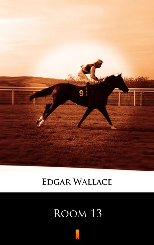 okładka Room 13, Ebook | Edgar Wallace