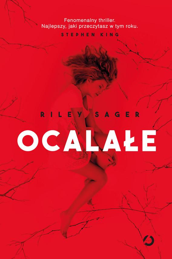 okładka Ocalałeebook | epub, mobi | Riley Sager
