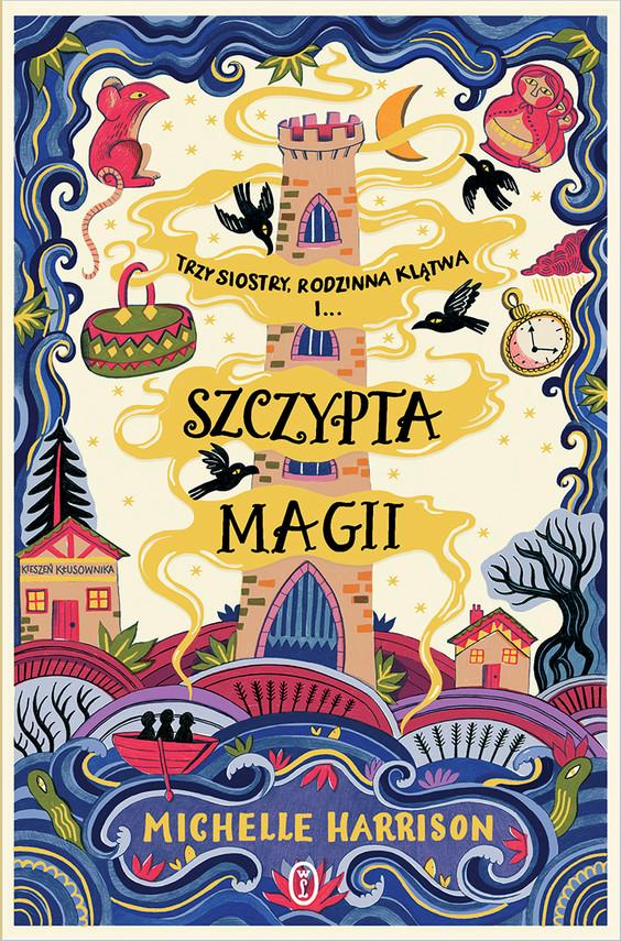 okładka Szczypta magiiebook | epub, mobi | Michelle Harrison